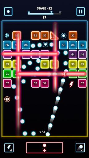 CRAZY Bricks Breaker android2mod screenshots 5