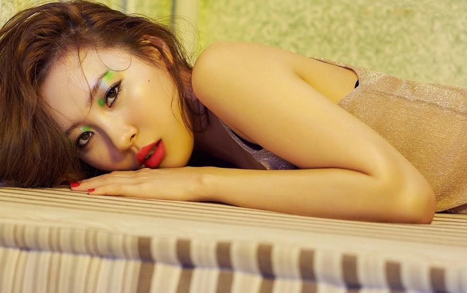 sunmi makeup 5
