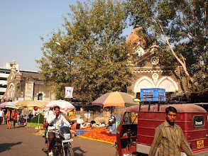 Photo: Mandai, one of the largest vegetable markets in Pune. 17th March updated http://jp.asksiddhi.in/daily_detail.php?id=241