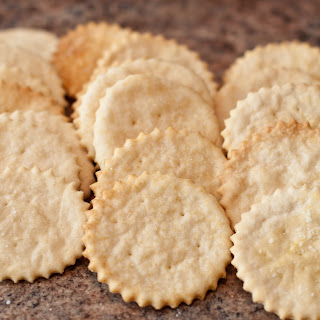 Ritz Crackers From Scratch