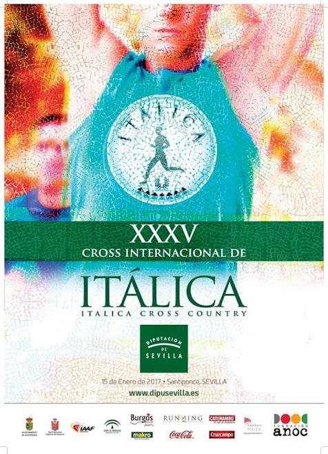 XXXV Cross Internacional de Itálica