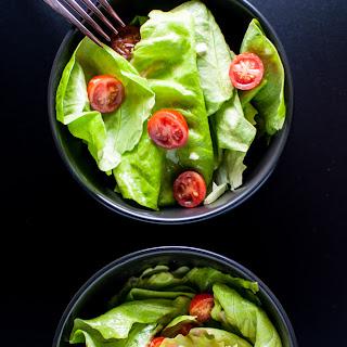 Rice Vinegar Vinaigrette Dressing Recipes