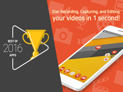 Mobizen Screen Recorder for LG - Record, Capture 3.6.3.4 screenshots 1