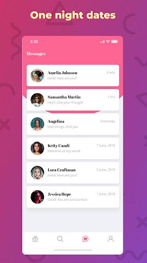 DatingPlanet - Online Girls Free Chat 1 screenshots 4