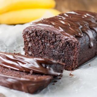 Triple Chocolate Banana Bread.