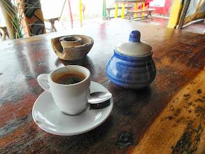 Photo: Espresso at Dino's Bar