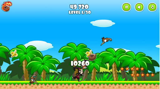 Monkey Run 1.0.3 {cheat|hack|gameplay|apk mod|resources generator} 4