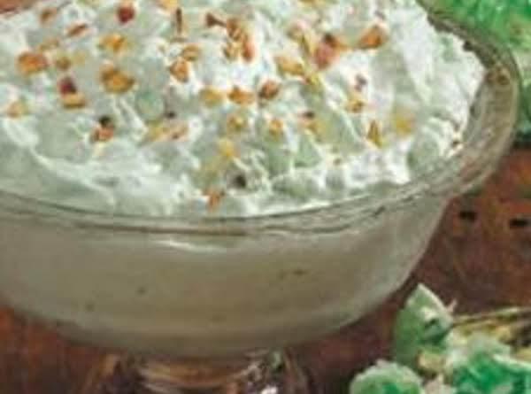 Green Slime (pistachio Pudding Salad) Recipe
