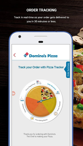 Domino's Pizza Online Delivery  screenshots 5