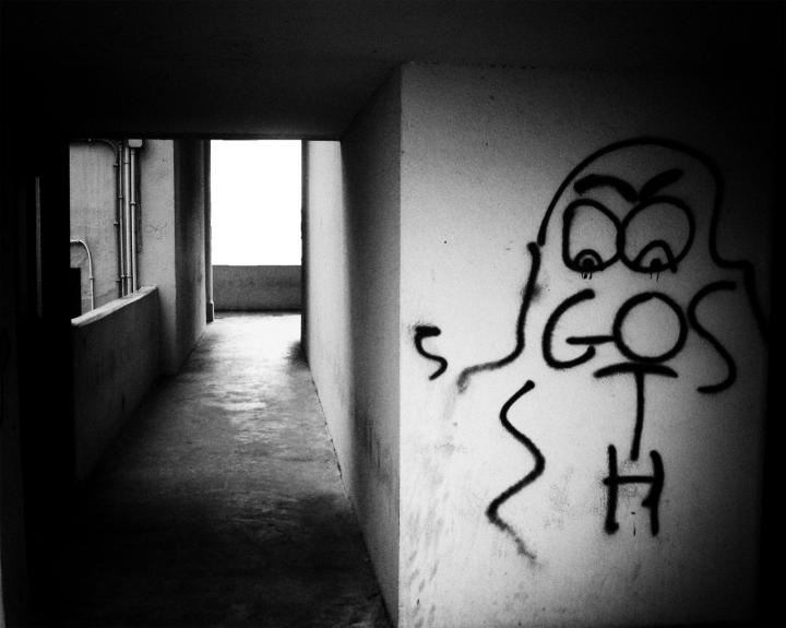 Percorrevo un corridoio inquieto di Marino Paroli