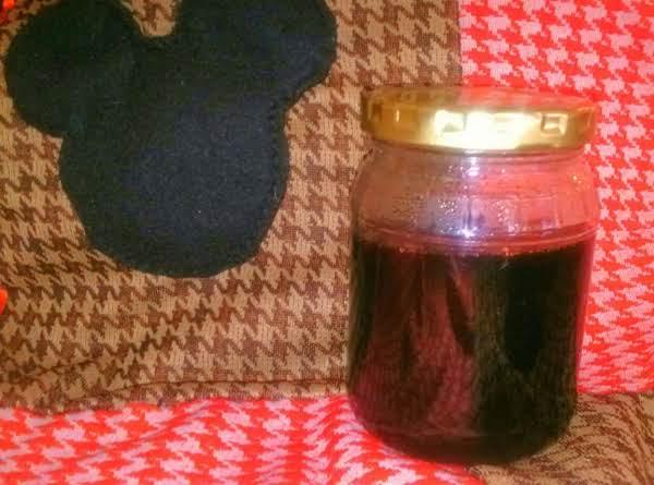 Honey Vanilla Rose Marsala Wine Jelly Recipe