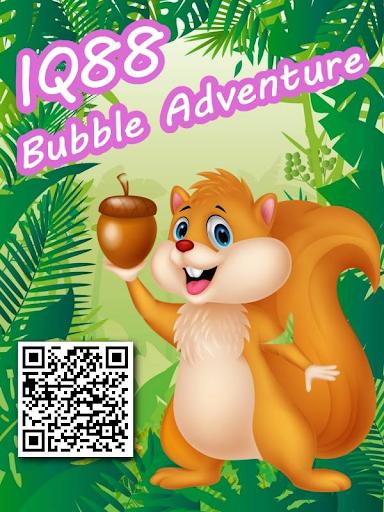 Bubble Adventure Kid : IQ 88