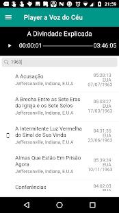 Player A Voz do Céu - náhled