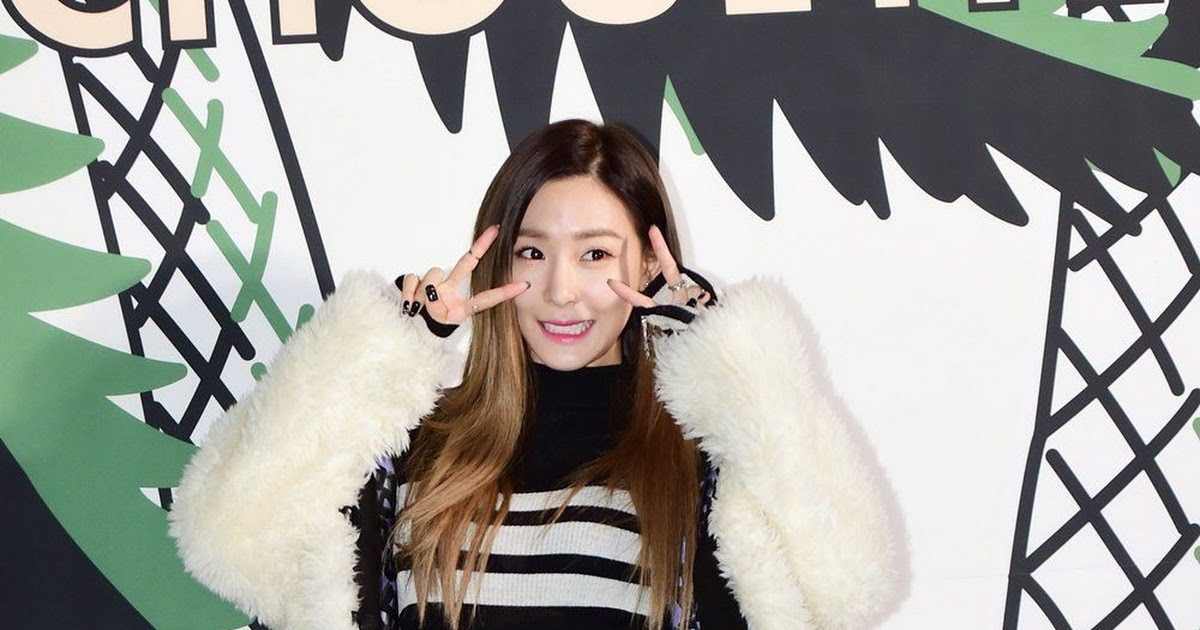 Girls' Generation's Tiffany recognized for her attractive friendly and happy personality