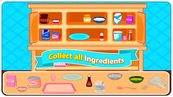 Cooking Tasty Creamy Macaroons- screenshot thumbnail