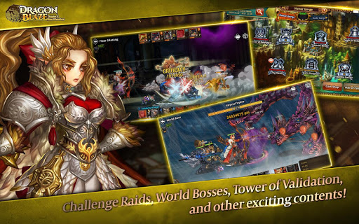 Dragon Blaze 5.0.5 screenshots 5