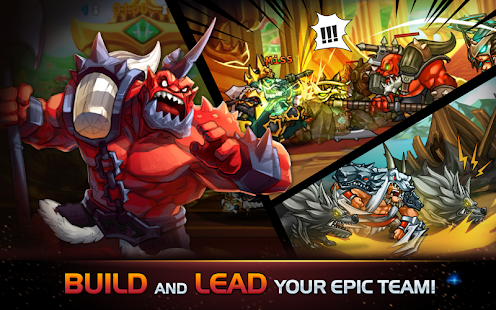 Legend Heroes: Epic Battle - Premium Screenshot