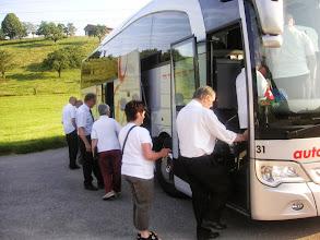 Photo: Wir hatten das Vergnügen mit einem neuen Car der Automobilgesellschaft Liestal zu reisen.