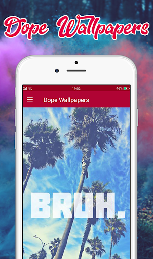 Screenshot for Dope Wallpaper and Backgrounds in United States Play Store