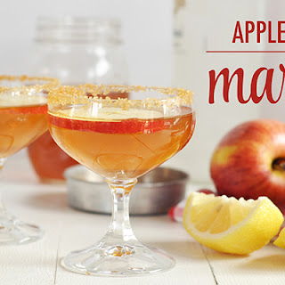 Apple Cider Martini Recipe