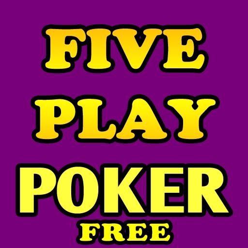 Five Play Poker - Free!