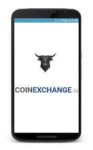 CoinExchange - náhled