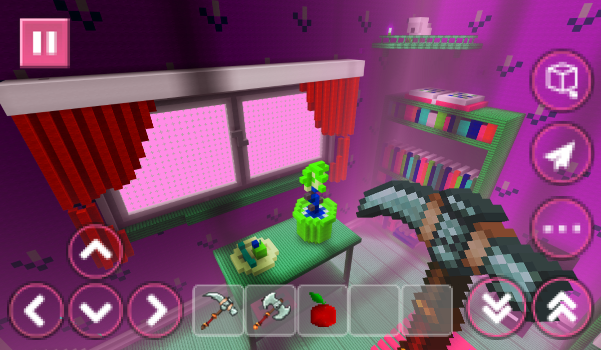 Room For Girls pink craft - room for girls - android apps on google play
