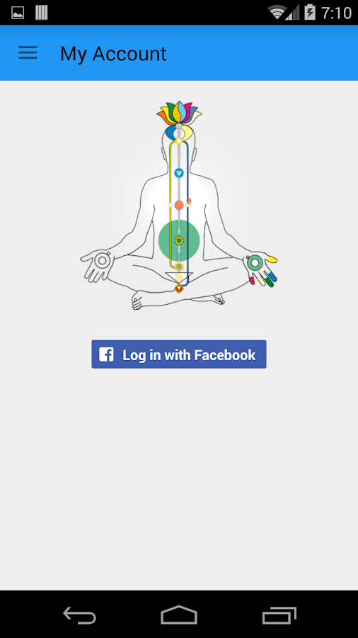 Sahaja Yoga Center Finder- screenshot