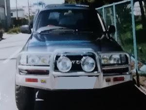 ランドクルーザー80 HZJ81Vのカスタム事例画像 ひろきさんの2020年02月04日22:31の投稿