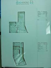 Photo: Scheme of standard rooms of The BeachFront
