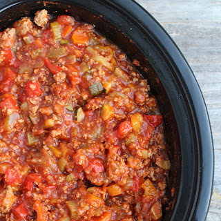 Turkey Chili With Noodles Recipes