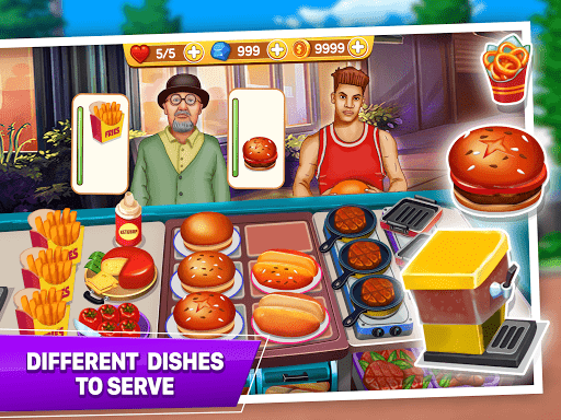 Cooking Crush - Madness Crazy Chef Cooking Games 2.2 de.gamequotes.net 4