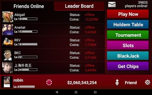 Poker KinG Online-Texas Holdem  screenshots 9