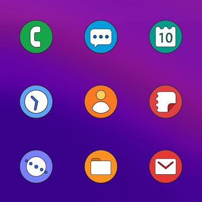 PIXEL ONE UI - ICON PACK Screenshot Image