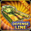 tower defense Line icon