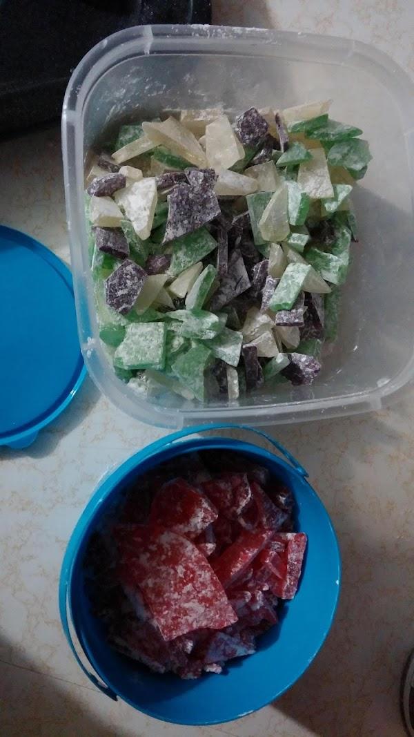 Hard Tack Candy Recipe