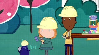 Peg and Cat Save the World: Part II