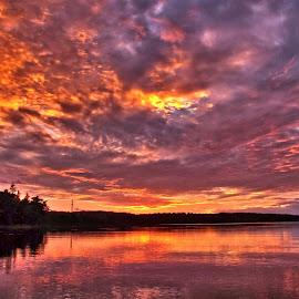 by John Geddes - Landscapes Sunsets & Sunrises