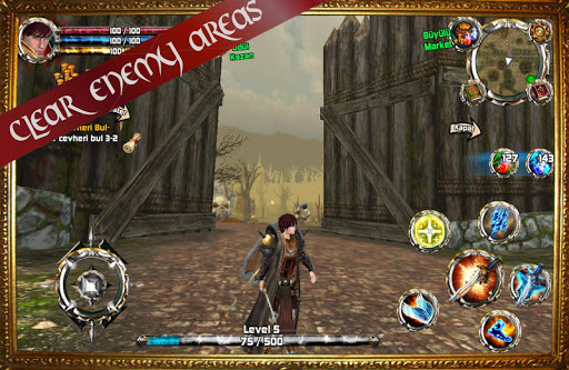 Kingdom Quest: Crimson Warden 0.14 screenshots 8