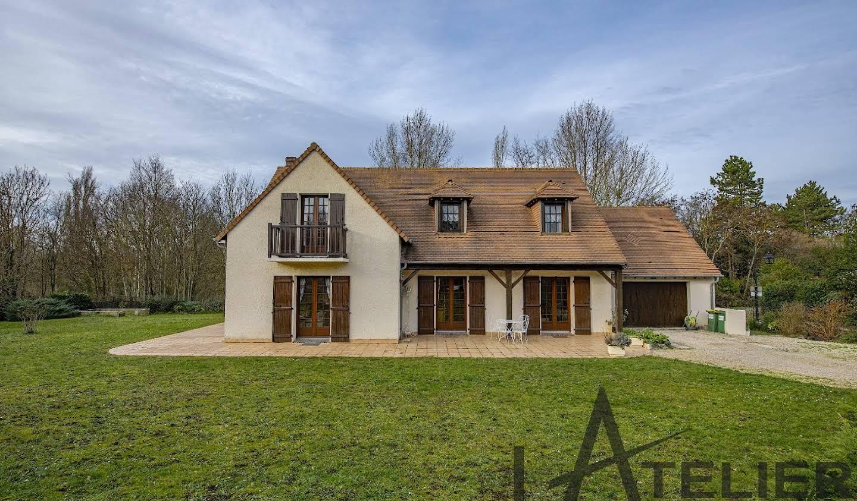Maison avec terrasse Feucherolles