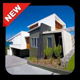 300+ Minimalistické návrhy domů - náhled