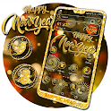 New Year Launcher Theme icon