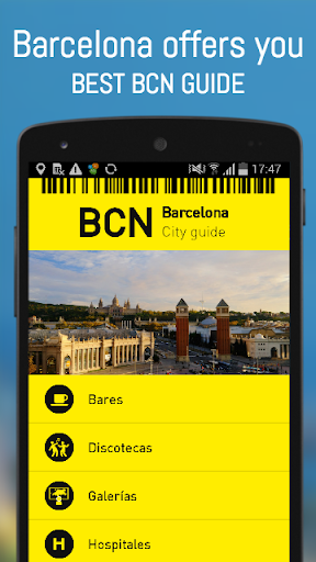 玩旅遊App|巴塞羅那城市指南滿足BCN免費|APP試玩