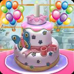Birthday Cake Master Cooking