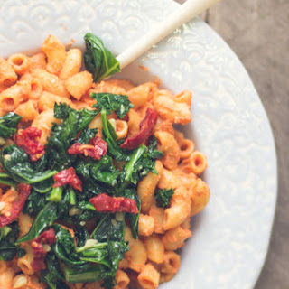 Vegan Smoked Tomato Pasta
