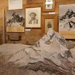 Matterhorn Museum in Zermatt in Zermatt, Valais, Switzerland