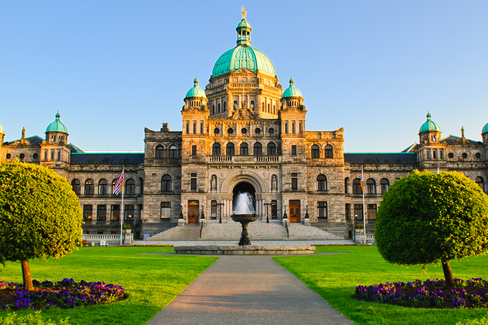 加拿大打工度假遊學留學必去景點victoria1