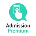 Admission Premium icon