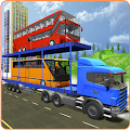 Bus Transporter Truck 2017 - City Bus Simulator download