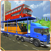 Bus Transporter Truck 2017 - City Bus Simulator